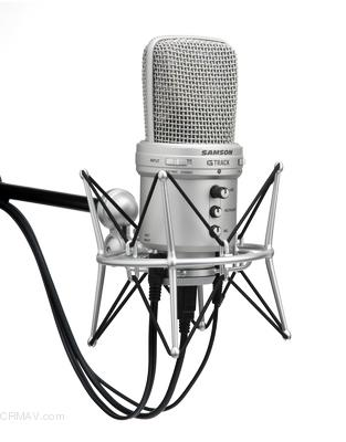 dxPodcast Microphone