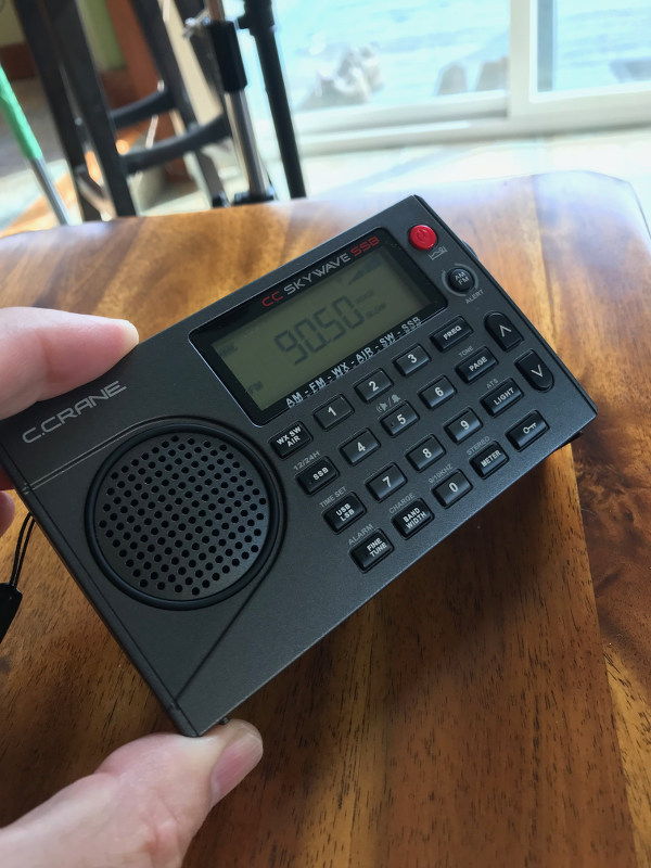 CCRANE SSB Skywave 2018 REVIEW!