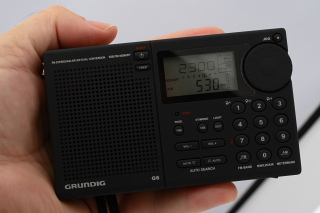 The Grundig G6 Aviator - lots of performance in a small package